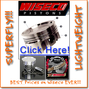 Wiseco Performance & SuperFly Pistons