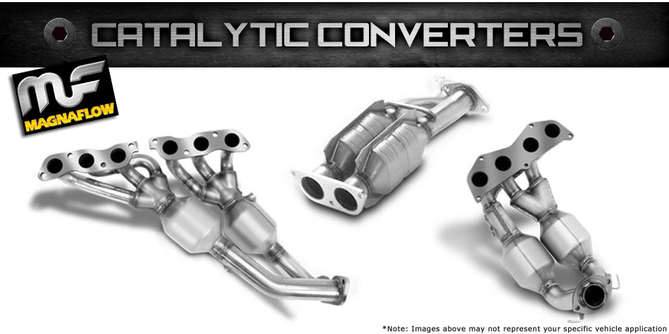 MagnaFlow Catalytic Converters for Chevy Cavalier