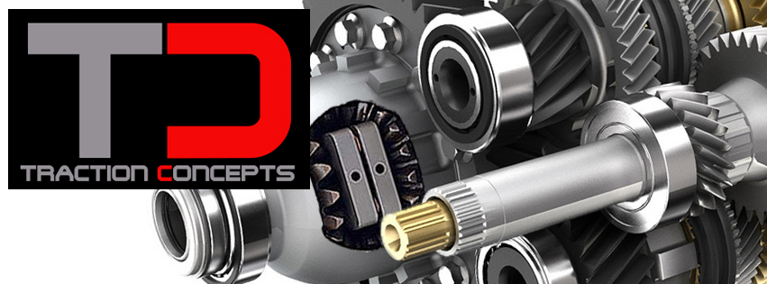 Traction Concepts - Limited Slip Differential Conversion Kits